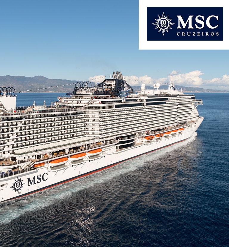 MSC Cruzeiros (Internacional)
