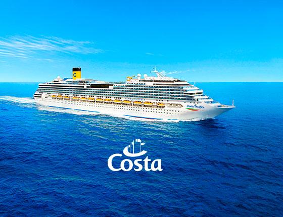 Costa Cruzeiros - Online
